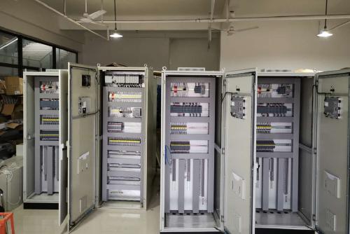 立体车库plc控制系统_抚州市临川区plc控制系统